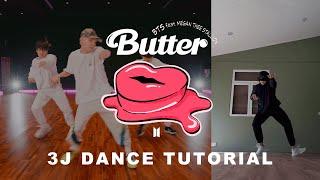 Tutorial Bts 방탄소년단 Butter Feat Megan Thee Stallion Special Performance