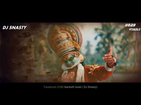BEE FREE VIDYA VOX  ( Club Mix ) Dj Snasty. vfx uday visuals