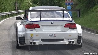 Hillclimb Cars Launches & Huge SOUNDS! - Audi S1 Quattro, Lancer EVO, Alfa 155 DTM & More!