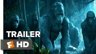 The Legend of Tarzan Teaser TRAILER 1 (2016) - Alexander Skarsgård Action Movie HD