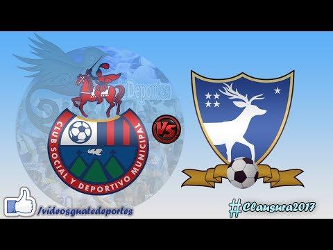 Municipal - Suchitepéquez | Semifinal - Clausura 2017