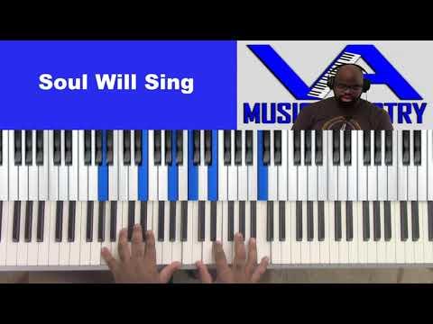 Soul Will Sing by Travis Greene