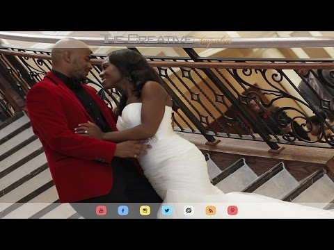 Kiana and Khris: Wedding Film at The Buford Community Center, Buford, Ga