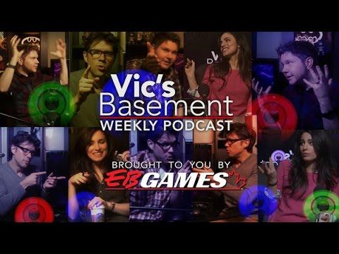 Vic's Basement – August 14, 2015
