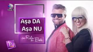 """Teo Show - Raluca Badulescu si Catalin Botezatu, depre tinutele vedetelor! """"Asa DA sau asa NU?"""""""