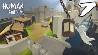 "The FGN Crew Plays: Human Fall Flat #7 ""River Rafting"""