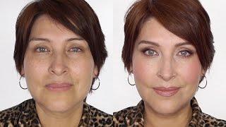 Maquillaje Chic y Rejuvenecedor  -Pieles Maduras