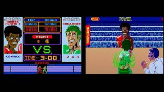 Punch-Out!! (Arcade) - Loop 1 Speedrun [2:18.XX] (Commentated)