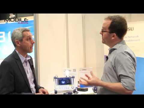 Small Cells World Summit - Sponsored Interview - JDSU