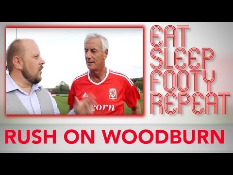 Ian Rush on Ben Woodburn