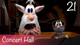 Booba - Concert Hall - Episode 21 - Буба - Cartoon for kids