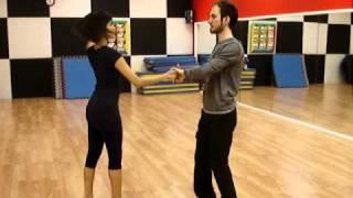 Beginner Salsa Combo - Leon & Kim