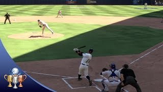 MLB 15 The Show - New Mid Flight Cut Off Feature - Cut it Out Trophy