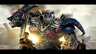 Transformers 4 - Leave planet earth alone (The Score - Soundtrack)