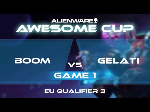 BOOM vs Gelati - Awesome Cup #2 - Q5 - G1