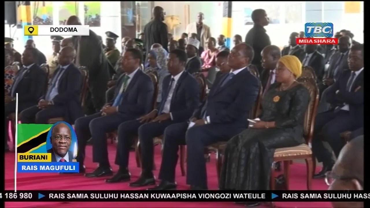 #LIVE: Mawaziri wateule wakiapishwa Ikulu ya Chamwino ...