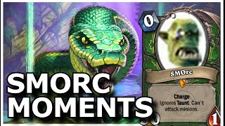 Hearthstone - Best of Smorc Moments