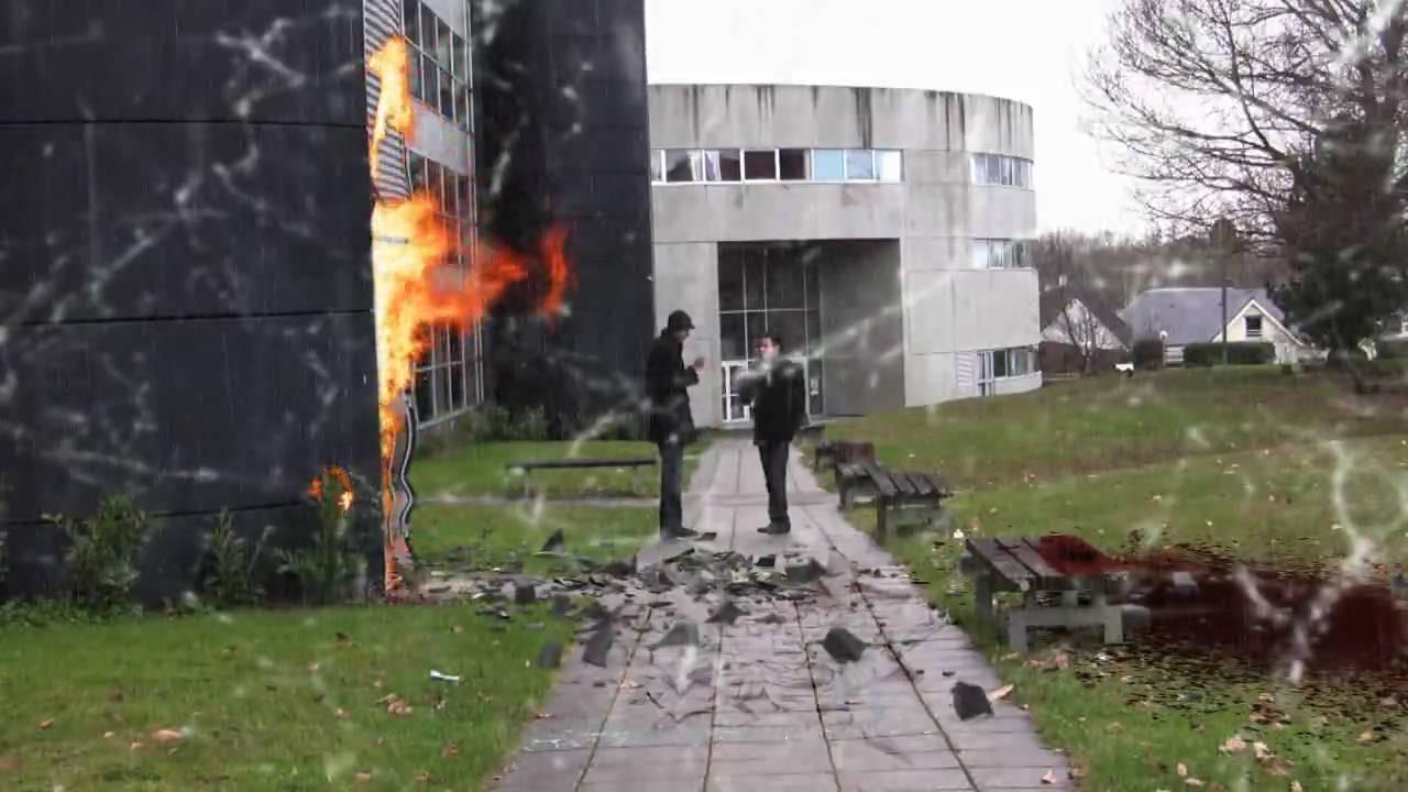 Explosion au Lycée Nicolas Appert - YouTube