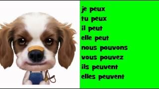 Fransk musikalsk konjugation # Opera Rock # Verbum = pouvoir