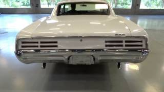 1967 Pontic GTO ORD #0021
