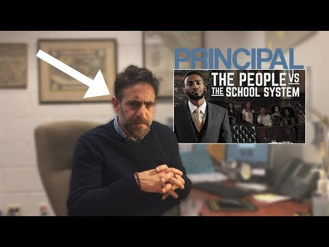 SHOCKING Principal Reacts to Prince EA - I JUST SUED THE SCHOOL SYSTEM