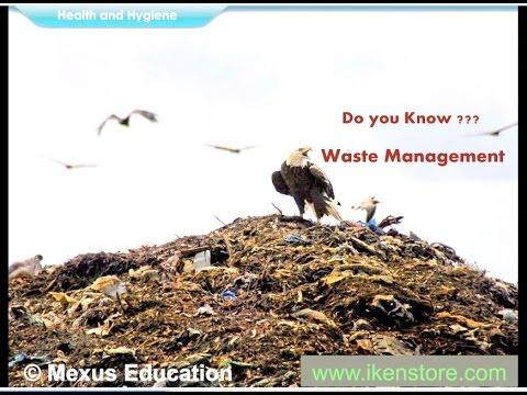 Importance Of Waste management & Recycling | Iken Edu