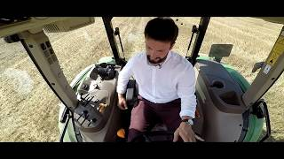 Rolnik Szuka Traktora   29 - John Deere 5075E / 5E (Prezentacja / Walkaround)