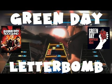 Green Day - Letterbomb - Green Day Rock Band Expert Full Band