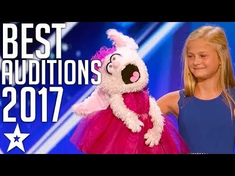 TOP 10 BEST AUDITIONS OF 2017 WORLDWIDE | Got Talent Global