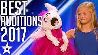 TOP 10 BEST AUDITIONS OF 2017 WORLDWIDE  Got Talent Global