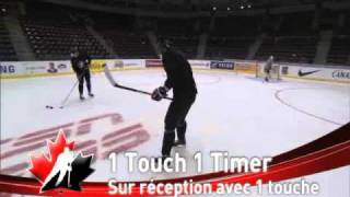 Hockey Canada - DYLAN OLSEN - ONE TOUCH ONE-TIMER