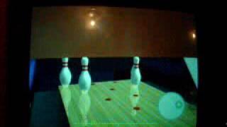 4-6-7-10 Big Four Split on AMF Bowling 2004