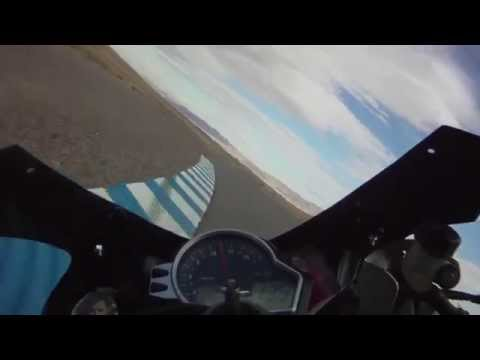 Reno Fernley Raceway Sportbike Trackday 10/16/11 session 2 and 3