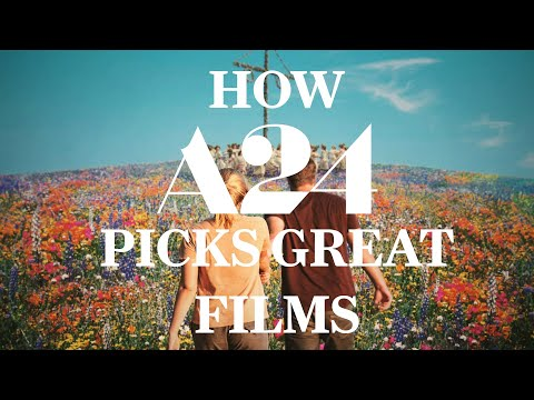 What Makes A24 Such A Great Movie Studio?