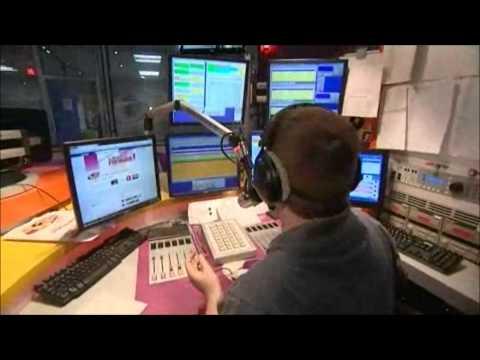 Les coulisses de Mona FM avec France 3 Nord Pas De Calais
