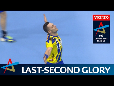 Last-second glory | VELUX EHF Champions League