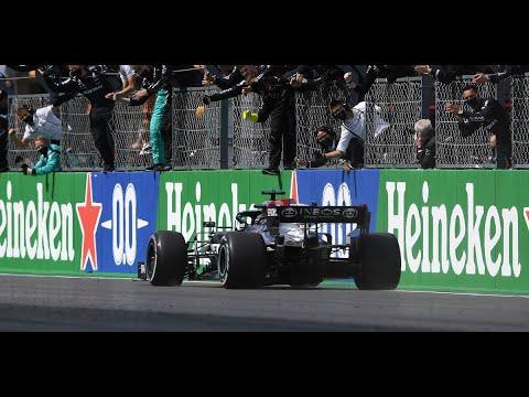 No Slowing Lewis Hamilton at F1 Portuguese Grand Prix
