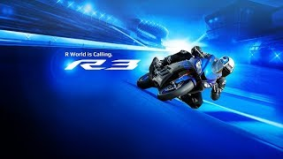 2019 Yamaha YZF-R3 - R World is calling