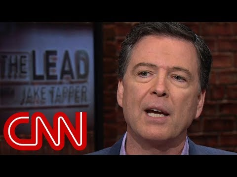 James Comey sits down with CNN