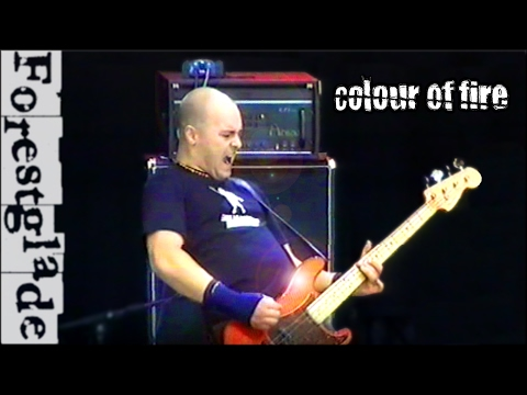 Colour of Fire - Live at Forestglade Festival Austria 2004