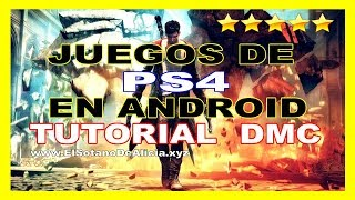 DMC Devil May Cry On Android Tutorial