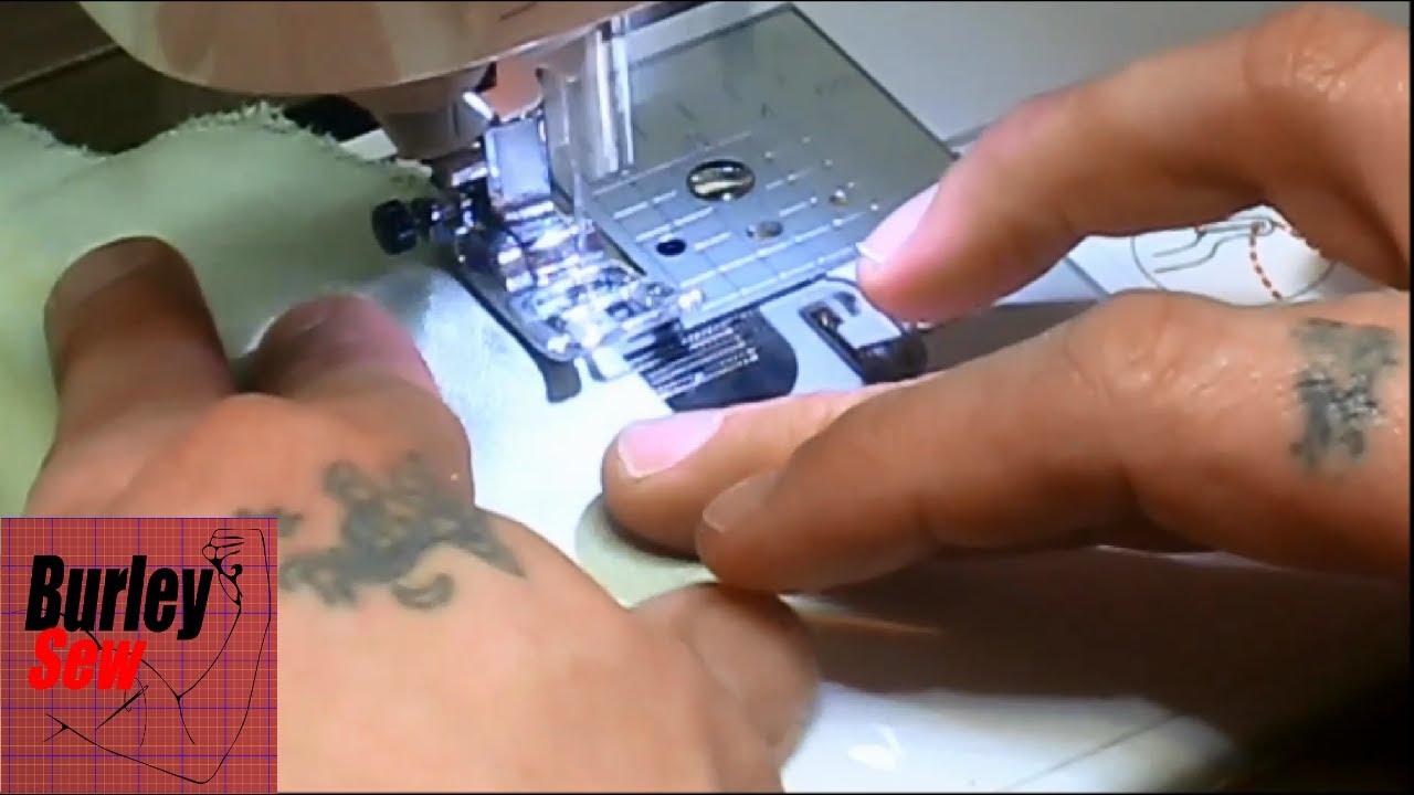 brother serger machine manual