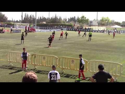 Continental FC U11 (06s) vs Bayern Munich Academy part 1