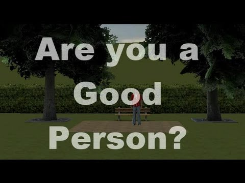 Are You Really A Good Person? A Sight of Self -  (Charles Spurgeon)