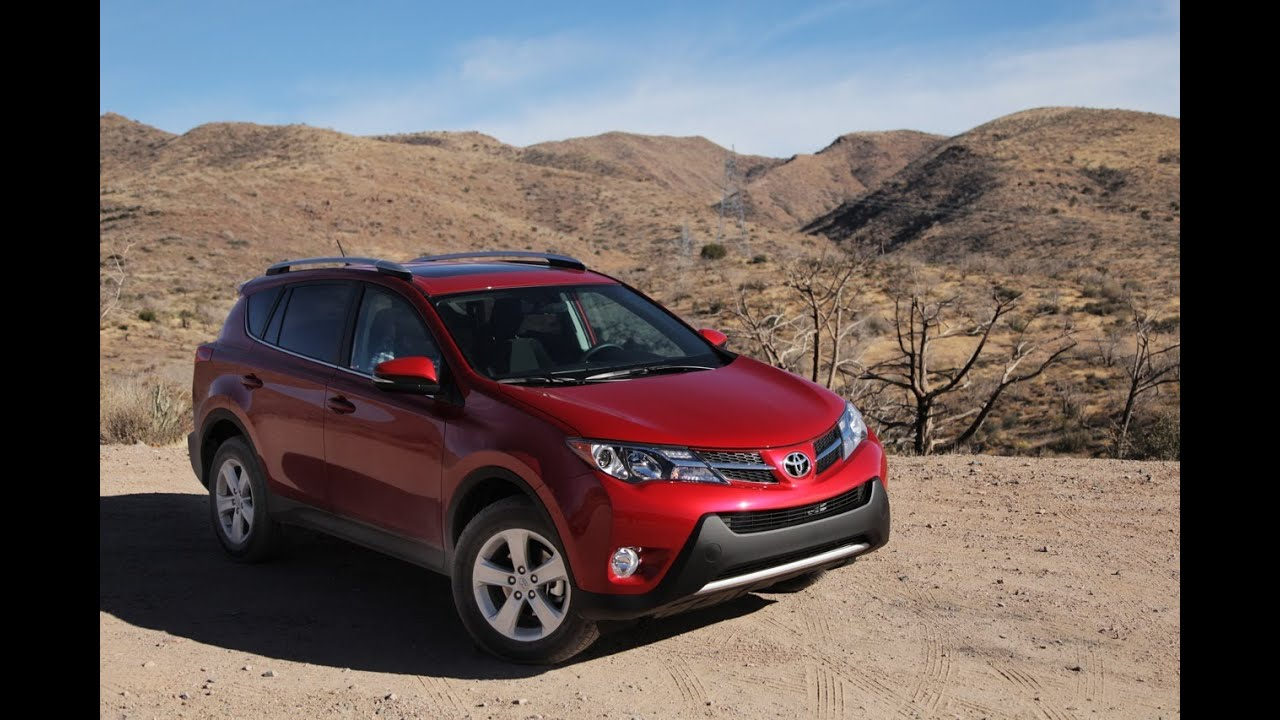 2013 toyota rav4 review youtube. Black Bedroom Furniture Sets. Home Design Ideas