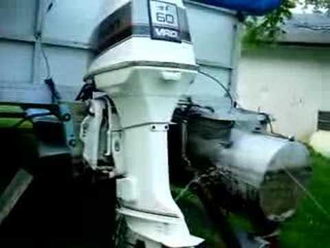 60 hp johnson, at idle