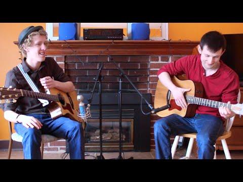 Breezeblocks Alt J Fingerstyle Guitar Cover With The Joels Youtube