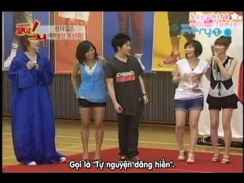 [Vietsub] 080731 Idol Show - SuJuH & WonderGirls Part 1 (Part 3/3)