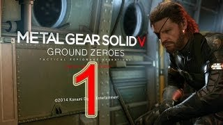 Repeat youtube video Metal Gear Solid 5 - Walkthrough Part 1 1080p PS4 Gameplay - metal gear solid ground zeroes
