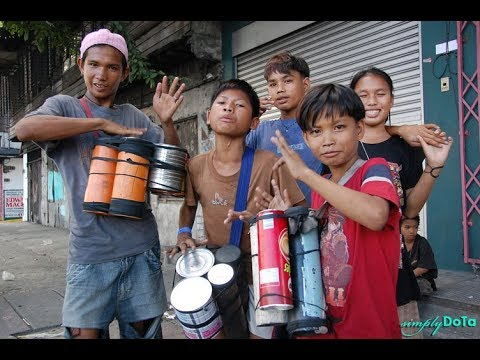 Badjao  in the Philippines-Also known as the sea gypsies(Documentary)